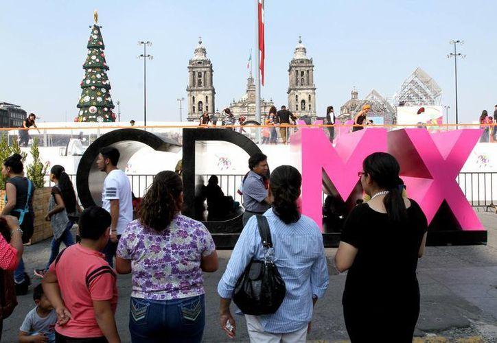 La capital del país deja de ser Distrito Federal y ahora se le conocerá como Ciudad de México. (Archivo/Notimex)