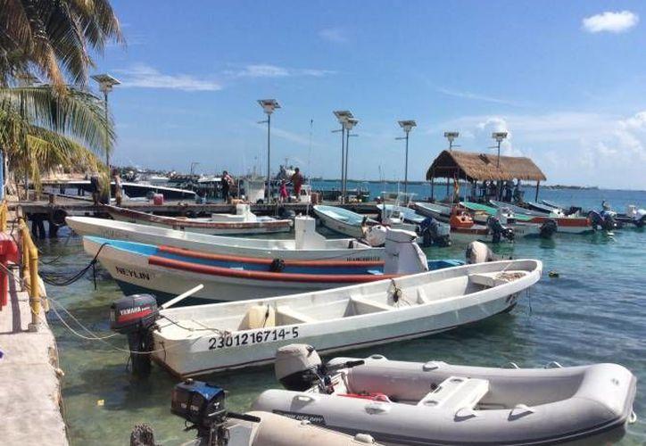 Hasta el momento 16 pescadores se encuentran como desaparecidos. (Teresa Pérez/SIPSE)
