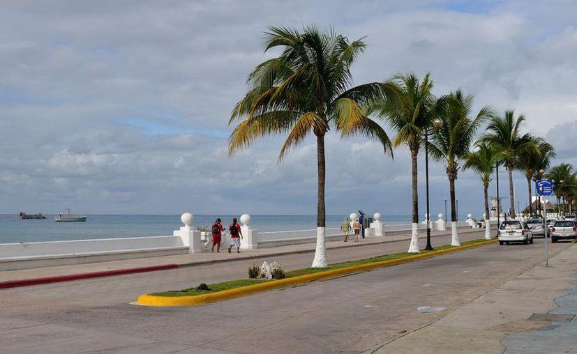 El programa cultural se desarrollará en la isla, de julio de 2017 a mayo de 2018. (Foto: Mapio.net)