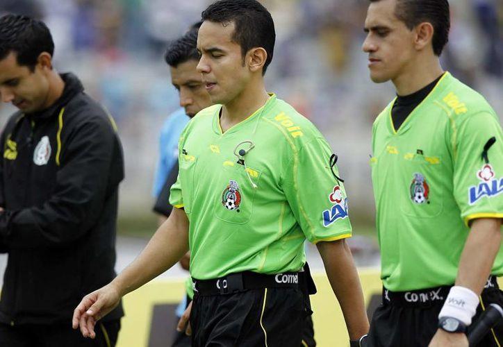 La Comisión de Árbitros dio a conocer el listado de los nazarenos que participarán en la tercera jornada de la Copa MX. (Archivo Notimex)