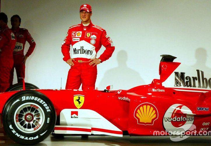 Schumacher estuvo a punto de morir hace casi seis años cuando se accidentó mientras esquiaba en Los Alpes (Foto Motorsport.com)
