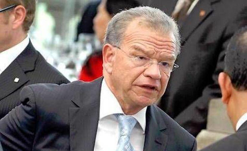 Fiscalía de Tabasco no halla a Andrés Granier. (Archivo Milenio)