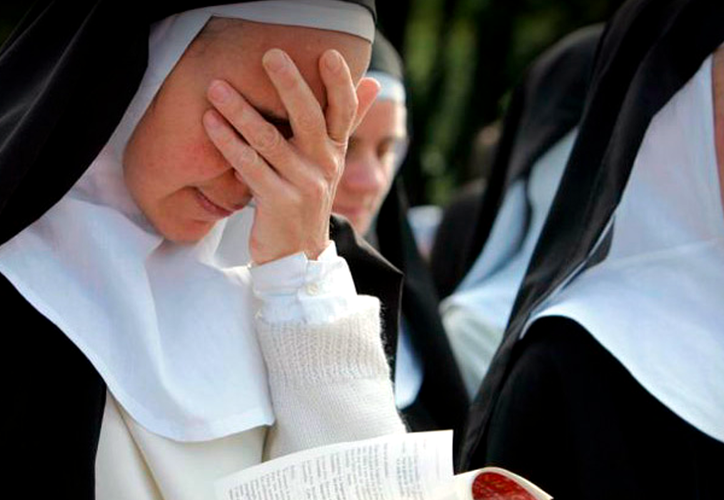 Un grupo de exmonjas relataron la serie de abusos que sufrieron en un convento de Chile. (Contexto)