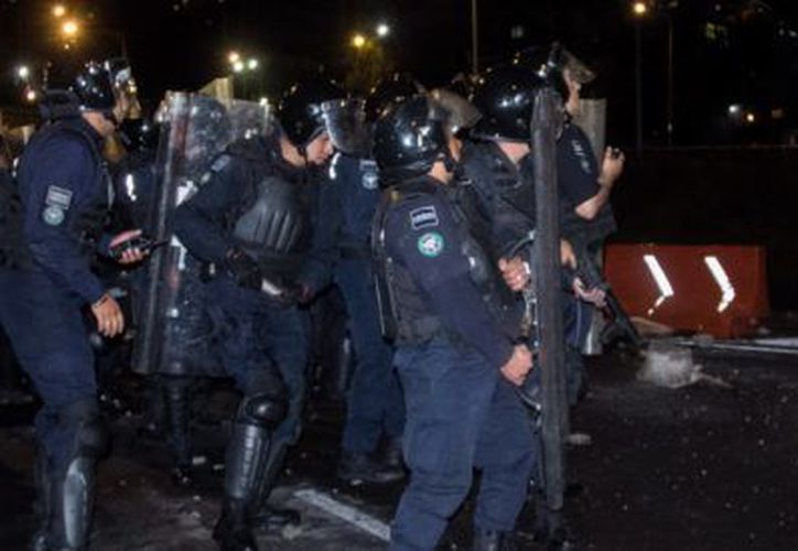 Denisse Ugalde señaló que las autoridades municipales intentaron hacer contacto inmediato con las de la Ciudad de México. (Foto: Aristegui)