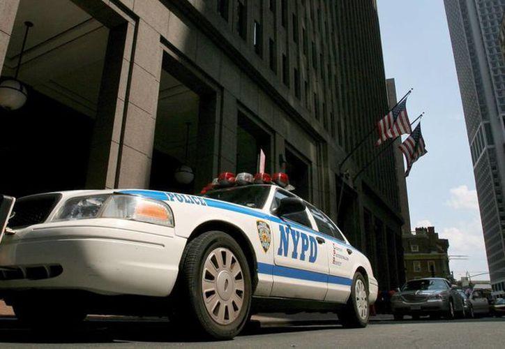 La policía de NY indicó que a menudo desempeñan actividades legales 'de aspecto horrible'. (EFE)