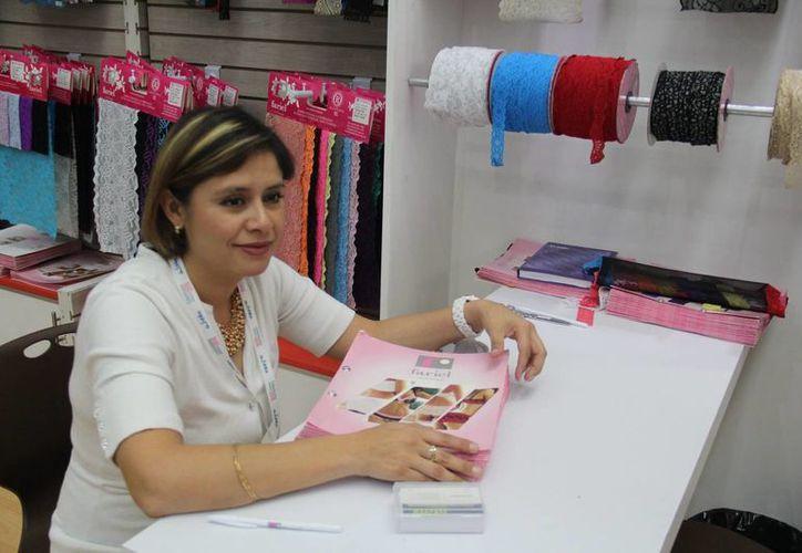 La gerente de exportaciones de Fariel, Alejandra Conchillos, dijo que son conscientes que hay un proceso de devaluación. (Notimex)