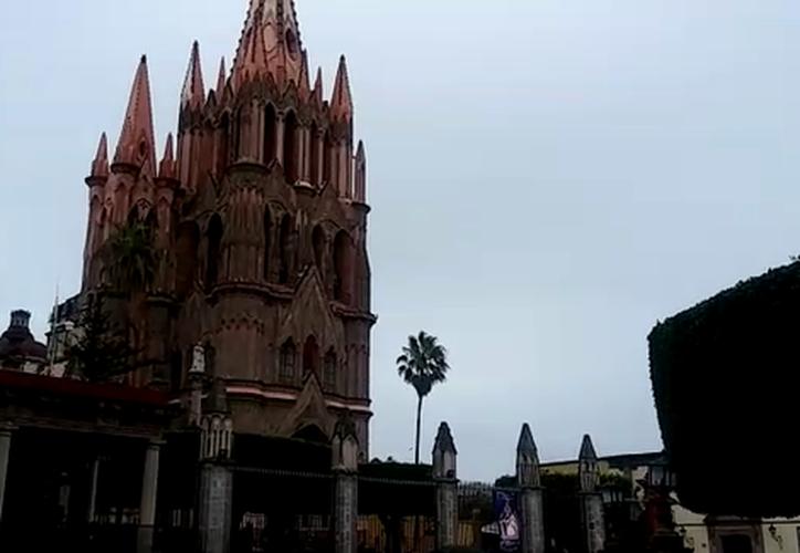 San Miguel Allende, fue nombrado el mejor destino turístico para visitar durante el 2017. (Milenio)