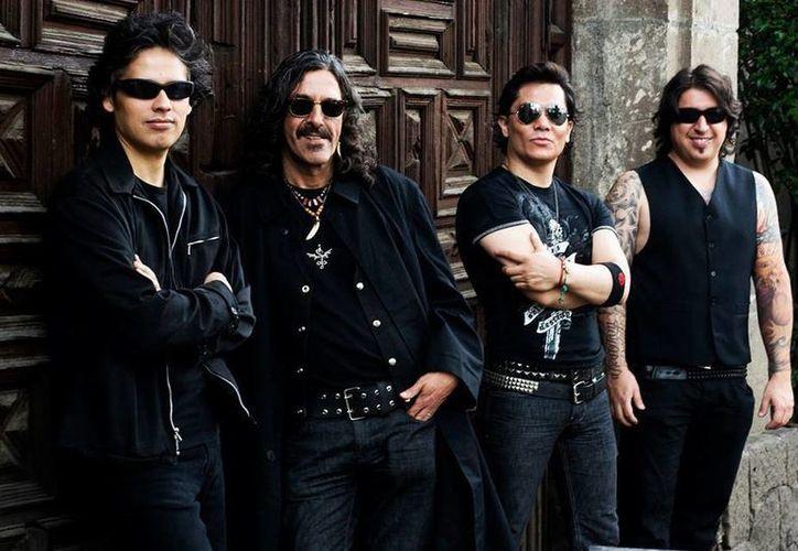 La banda Luzbel comentó que rechazaron la opción de tocar en el festival 'Hell And Heaven', debido a que estuvieron de acuerdo con los términos. (Notimex)