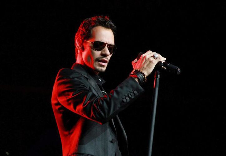 Marc Anthony tenía previstas presentaciones en Zapopan, Jalisco, Acapulco y Cancún. (Internet)
