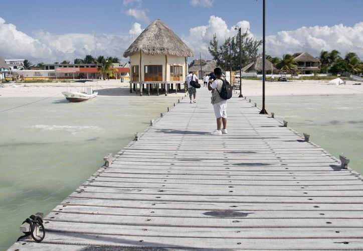 Actualmente, la alcaldía de Holbox destina 20 mil pesos para el tratamiento de los desechos. (Foto: Israel Leal/SIPSE)