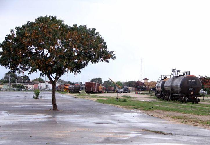 La presente administración no ha podido hacer uso de los terrenos de la Plancha. (José Acosta/SIPSE)