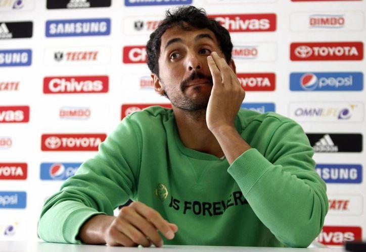 Aunque no se ha relevado a cuánto asciende el salario de Luis Michel, se especula que el portero mexicano será el futbolista mejor pagado del Saprissa. (EFE/Archivo)