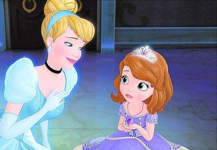 La princesa Sofía estará acompañada de otros personajes de Disney en el Teatro de Cancún. (Contexto/Internet)