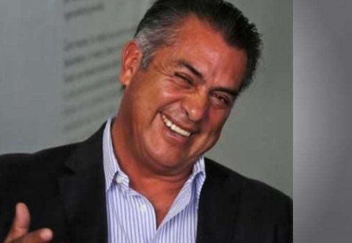 El diputado federal independiente de Nuevo León, Jesús Gilberto Rodríguez, es el encargado de presentar la propuesta de Jaime Rodríguez, 'El Bronco'. (SDP Noticias)