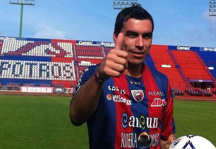 El jugador está a la espera del draft del fútbol mexicano que se realizará en Cancún entre el 3 y 4 de junio. (Foto de Contexto/Internet)