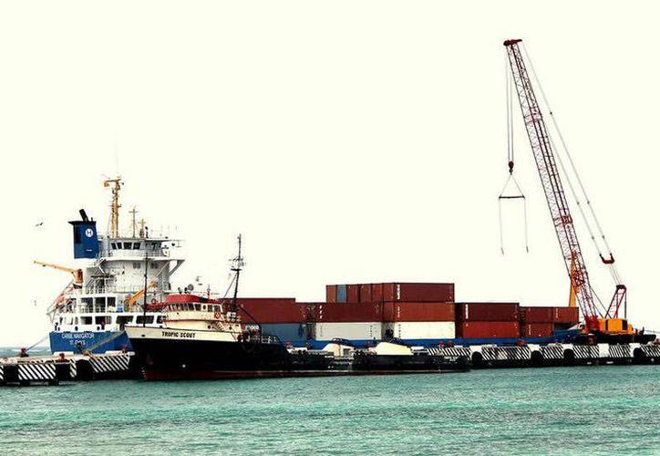 El mes de mayo registró las bajas más notables en exportaciones. (Israel Leal/SIPSE)