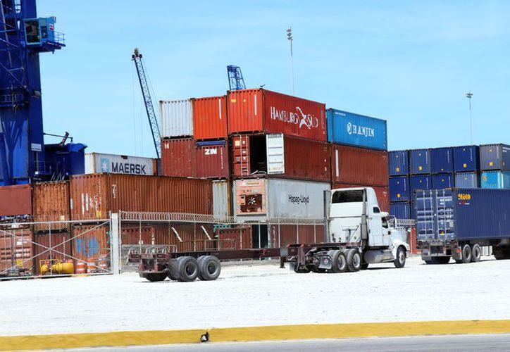 En el tema de exportaciones, otros países, además de Estados Unidos, ya destacan como consumidores de productos yucatecos. (Jorge Acosta/Novedades Yucatán)