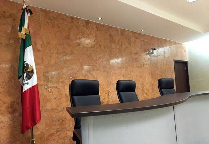 El Tribunal Segundo de Juicio Oral llevará el desahogo de pruebas. (Novedades Yucatán)
