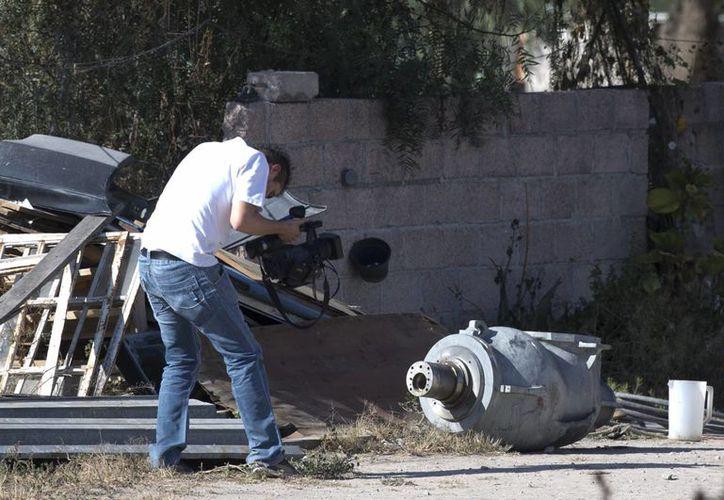 Las personas que fueron hospitalizadas por presunta contaminación con cobalto 60 están bajo resguardo de la seguridad federal. (Agencias)