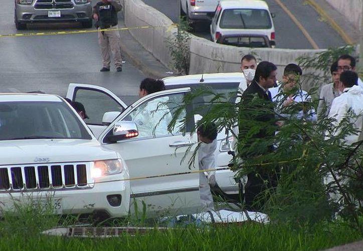 El ataque a balazos contra el líder de la CNOP, José Humberto Reyes Martínez, ocurrió en Monterrey. (noticiasmvs.com/Foto de archivo)