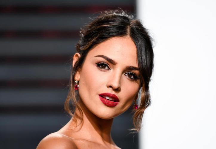 La actriz lució su pelo corto y escogió un rubio platinado. (ShutterStock)