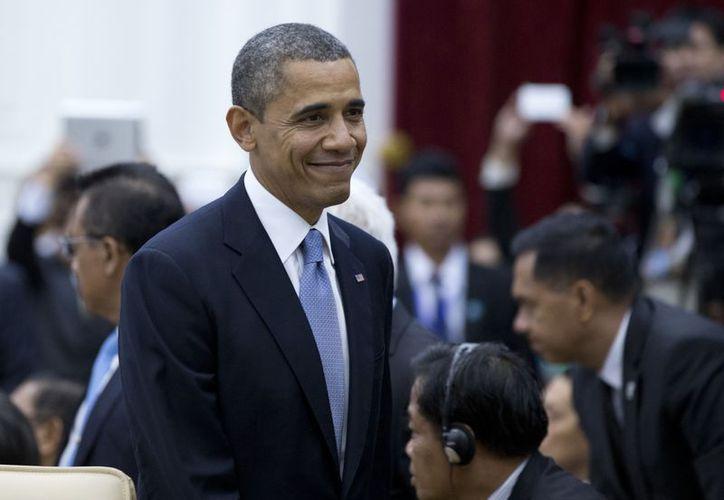 Gracias a latinos, asiáticos y afroamericanos el presidente Barack Obama ganó en California con 20 puntos de ventaja. (Agencias)