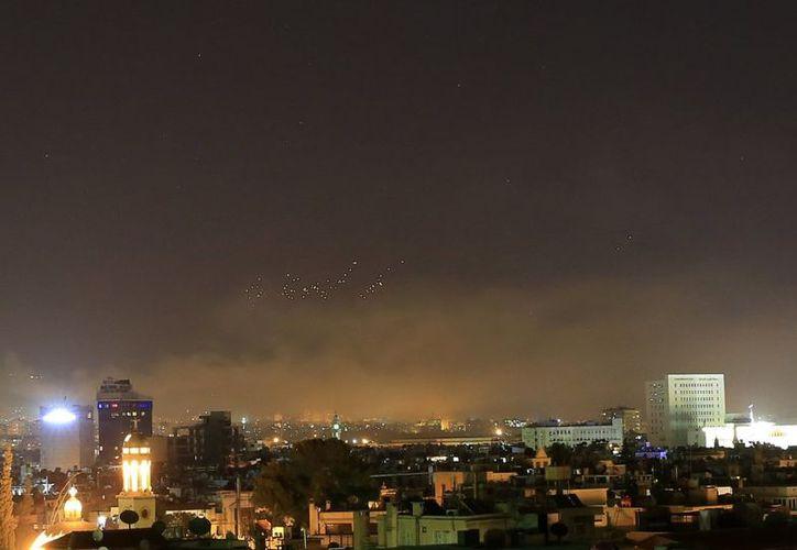 El ataque del pasado viernes da nuevos bríos a la ofensiva diplomática. (AP)