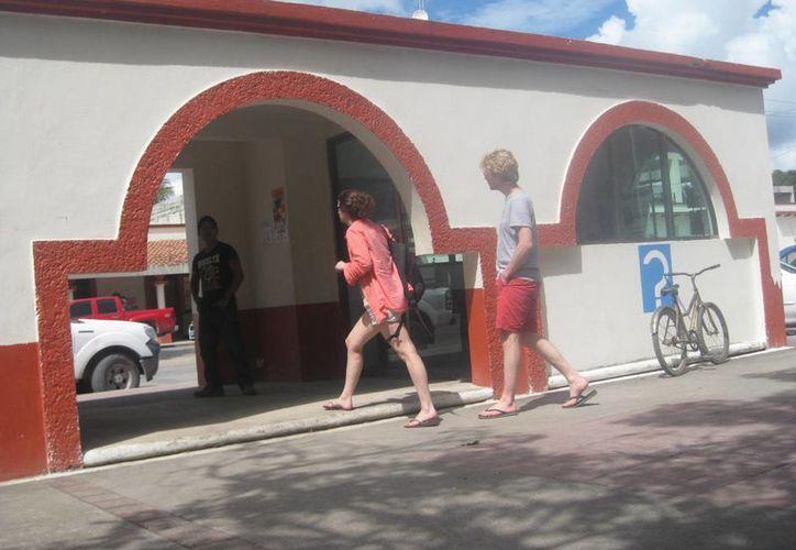 Los hoteleros se encargarán de defender a los turistas en caso de un disturbio. (Javier Ortiz/SIPSE)