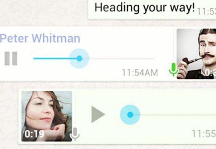 El sólo acercar el teléfono a tu oído, te permitirá tener privacidad. (Foto: Contexto/Internet)