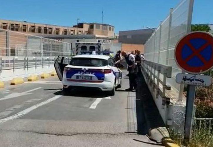 Un grupo armado le dispararon desde un automóvil mientras estaba en esta parte de la ciudad llamada La Paillade. (@F3Languedoc)