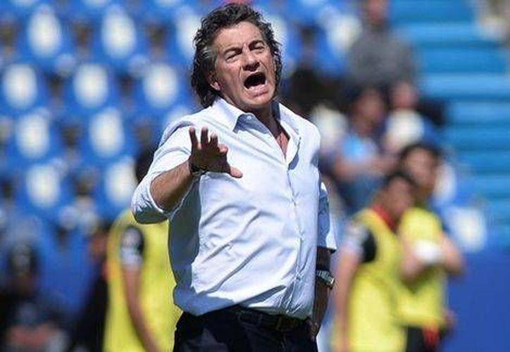 Romano ya habló con la directiva del Puebla y recibió el espaldarazo a su labor. (mexsport.com)