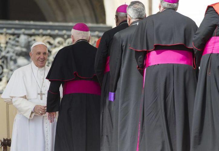 El director de asesores sobre abusos sexuales, el cardenal Sean O'Malley. exhortó hoy al Papa Francisco y a sus colegas a tratar la cuestión de la responsabilidad de los obispos para proteger a los niños. (Foto AP)