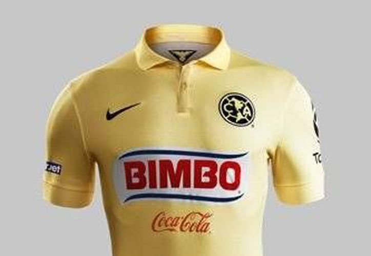 El América jugará como local con una playera en el tono crema que utilizó en sus inicios en Primera División en 1916. (clubamerica.com.mx)