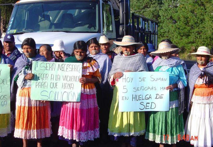 Los siete implicados se manifestaron inocentes durante los cuatro años que duró el proceso en su contra. (Imagen de referencia/aguariosypueblos.org)
