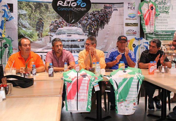 Los organizadores presentaron el evento durante una rueda de prensa. (Ángel Mazariego/SIPSE)