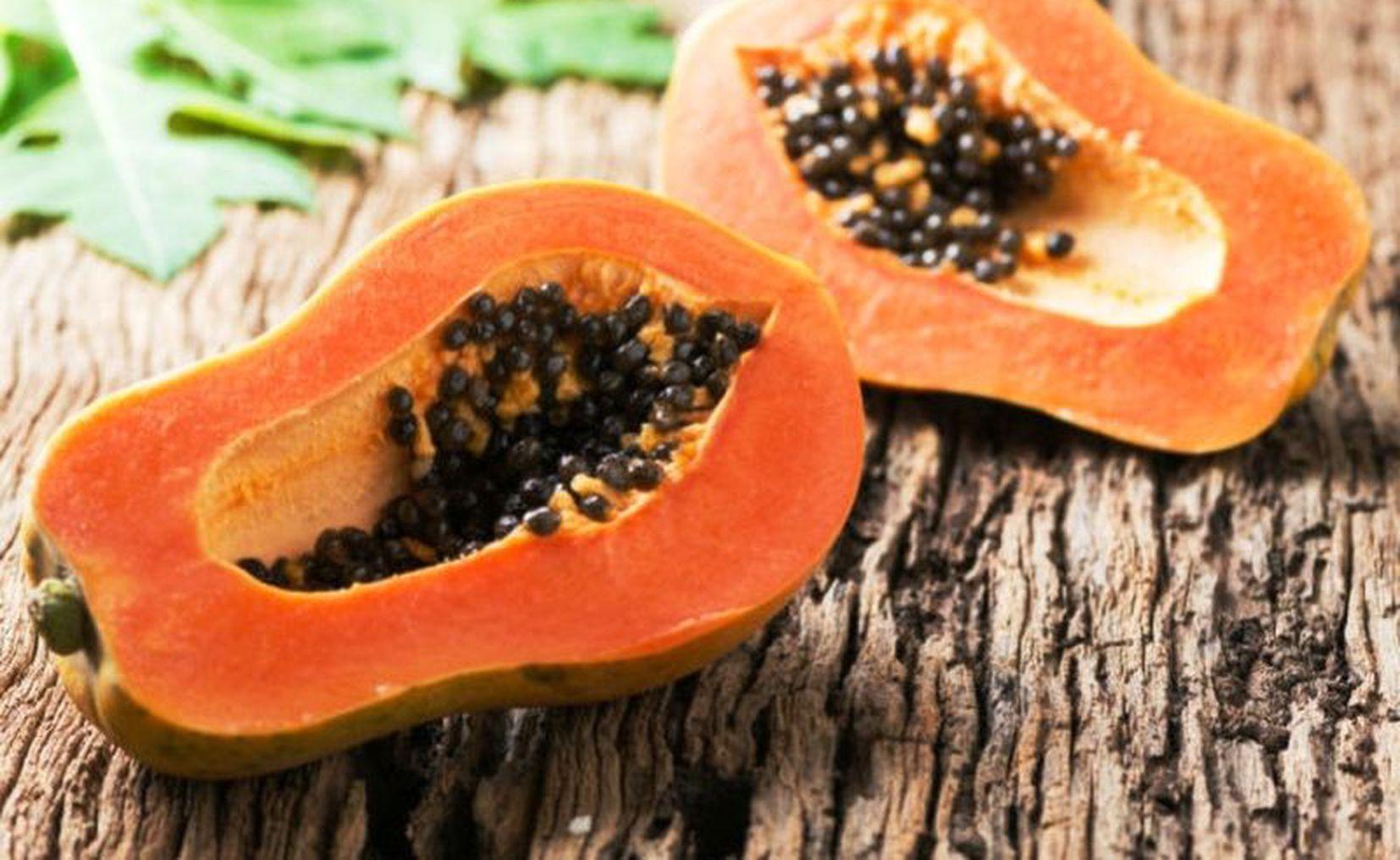 la papaya ayuda bajar de peso