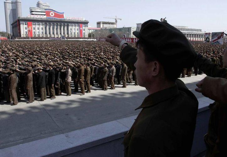 El pasado miércoles, las dos coreas cortaron la línea de comunicación militar. (Foto: Agencias)