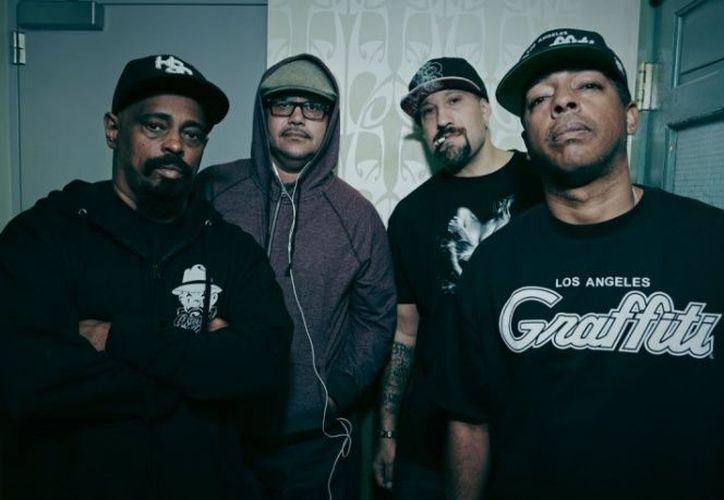 Cypress Hill es una de las agrupaciones más influyentes del género hip hop. (excelsior.com)