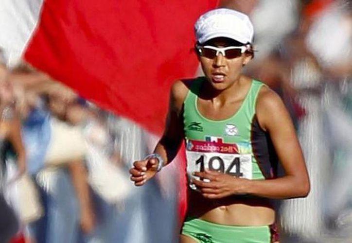La fondista ya había terminado su participación en el Maratón cuando ocurrió la explosión. (Agencias)