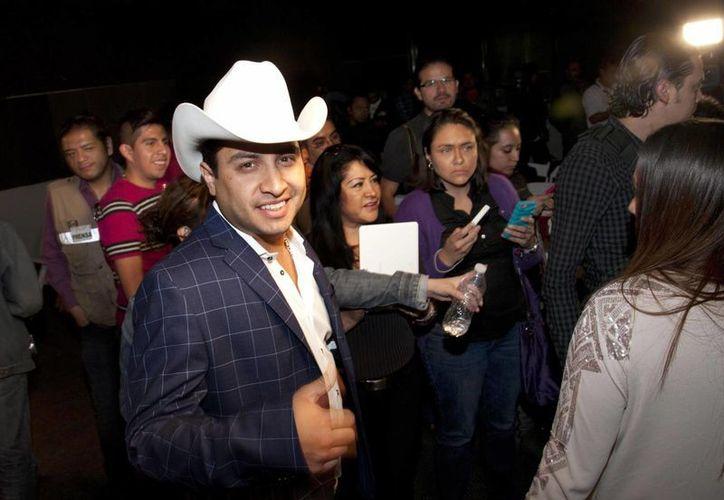 Julión convocó a sus seguidores a realizar un dibujo para la reedición de su más reciente producción. (AP)
