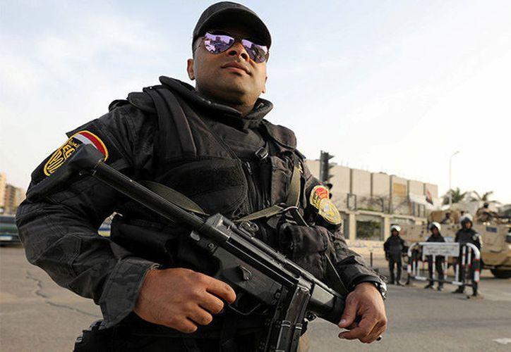 El movimiento Hasam, considerado por el Gobierno como un grupo terrorista. (RT)