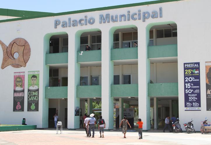 La calificación de cumplimiento del gobierno de Othón P. Blanco fue de 49.19%. (Daniel Tejada/SIPSE)