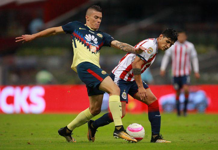 El clásico Chivas contra las Águilas se jugará el sábado 3 de marzo. (Foto: JamMedia)