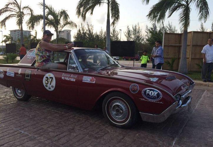 Luego de cinco días de recorrido, finalmente el 'Rally Maya 2015' cerró con broche de oro en Cancún. (Redacción/SIPSE)