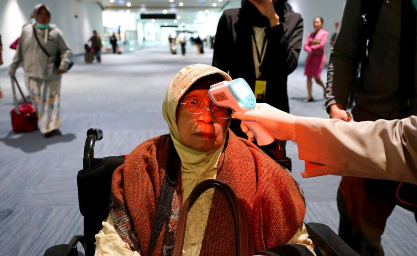 Foto de referencia: AP/Tatan Syuflana