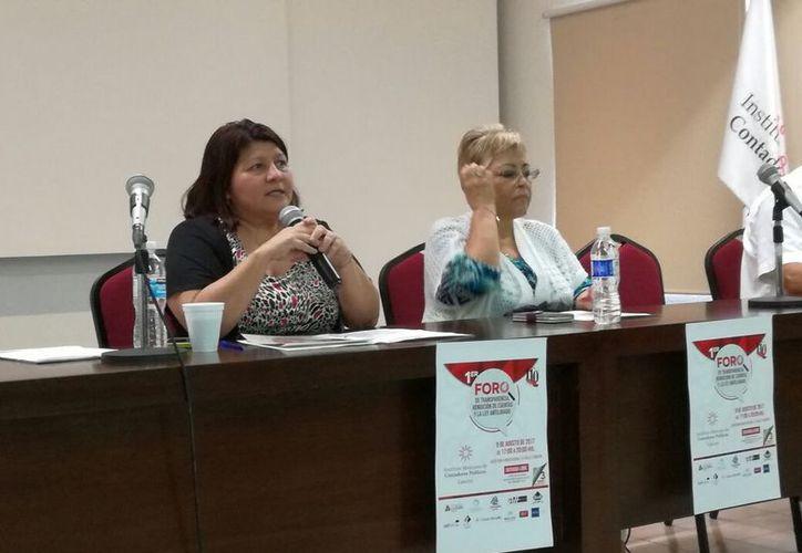 El Colegio de Contadores de Cancún observa una apertura por parte del nuevo gobierno y del Congreso del Estado. (Jesús Tijerina/ SIPSE)