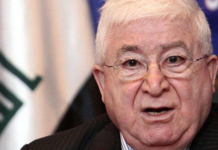 Masum es un veterano de la política iraquí nacido en 1938, sucederá en la presidencia del país a Jalal Talabani, de 80 años. (rferl.org)