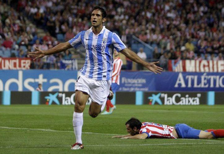 Roque Santa Cruz, el máximo goleador en la historia de la Selección de Paraguay, llega como refuerzo a Cruz Azul. (tempi.it)