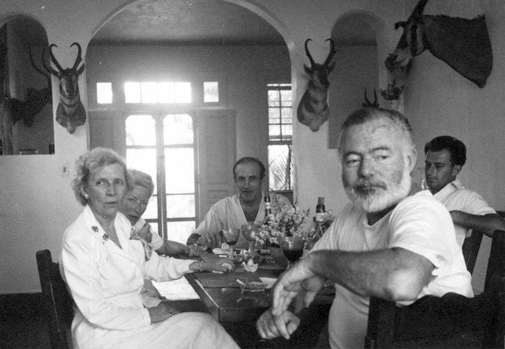 En Cuba, Ernest Hemingway escribió algunas de sus obras más famosas. (Agencias)