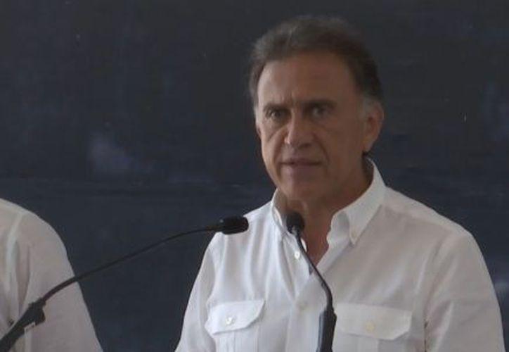 Dijo que en ningún momento dudó de que Duarte sería capturado. (Conferencia de prensa)
